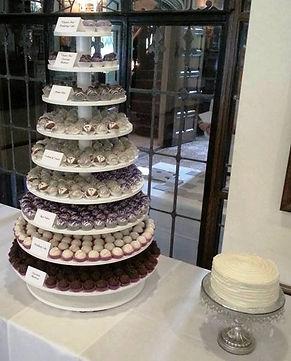 The Cute Little Cake Shop Dessert Displays