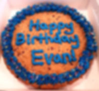 cookie cakes, chocolate chip cookie cakes, cookies by design, mrs fields, tollhouse, giant cookie cakes, chocolate chip cookie cake,bakery, bakeries, cleveland, strongsville, cleveland bakeries, strongsville bakeries, birthday cake, southpark mall