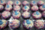 Gender Reveal Cupcakes, gender reveal, gender reveal party, gender revel cake, gender reveal cake pops, gender reveal cake balls, cleveland, strongsville, Ohio, baby announcement, cupcakes, cake, cake pops, cake balls, pink or blue, boy or girl,