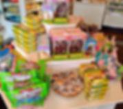 cleveland, strongsville, celiac, vegan, gluten free cleveland,  dairy free candy, nut free, allergen free, easter candy, amandas own, dairy free easter candy, ohio , allergy free, ave mkt, nut free, no whey