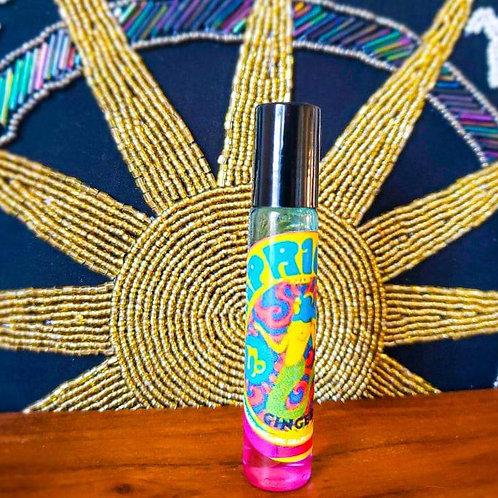 Capricorn Essential oil Roller