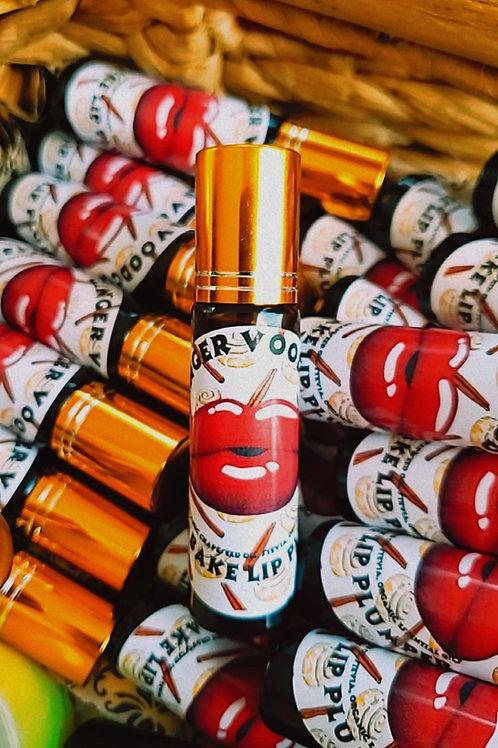 """Cinnabake"" Organic Lip Plumper"