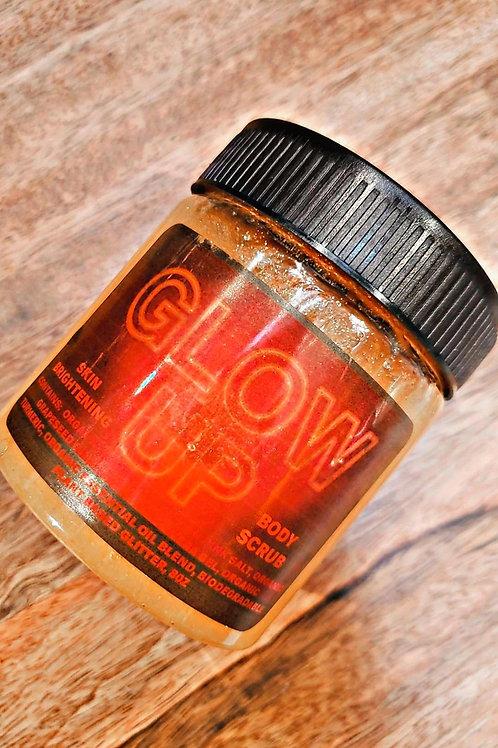"""Glow Up"" Skin Brightening Body Scrub"