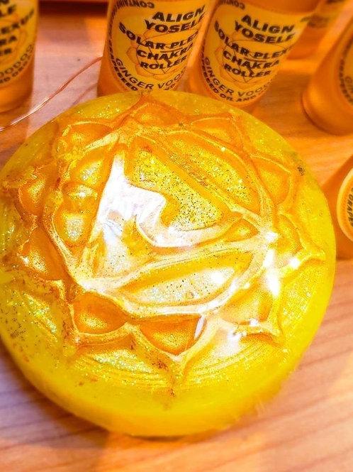 """I Can"" Solar Plexus Chakra Soap"
