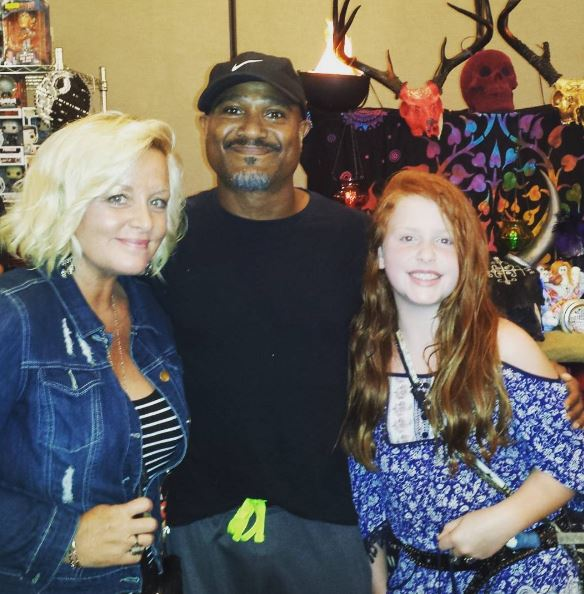 Seth Gilliam from The Walking Dead