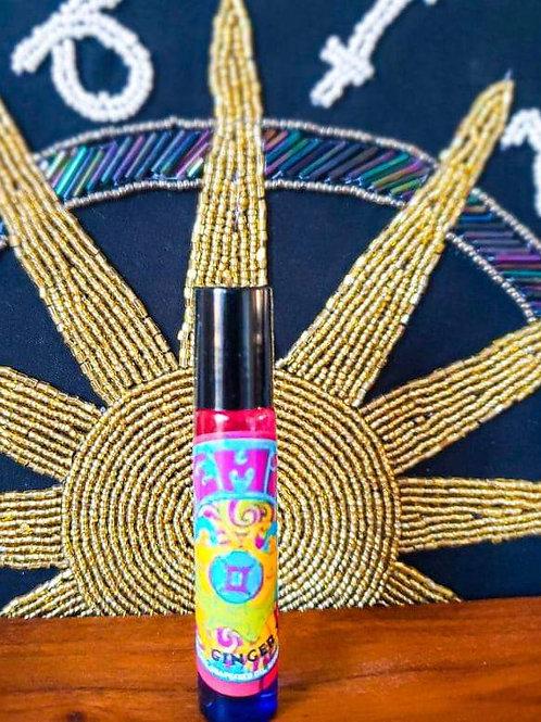 Gemini Essential oil Roller