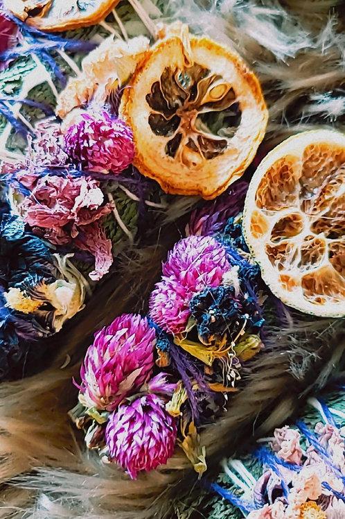 Autumn Equinox Burn Wands 1 (Lavender, Pumpkin or Apple Cinnamon)
