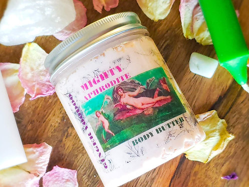 """"""" mighty Aphrodite """"Body butter"""