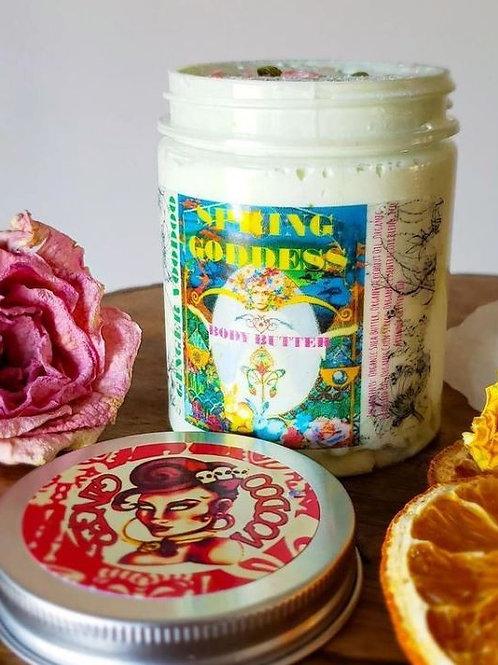 """"""" Spring Goddess"""" Body Butter"""