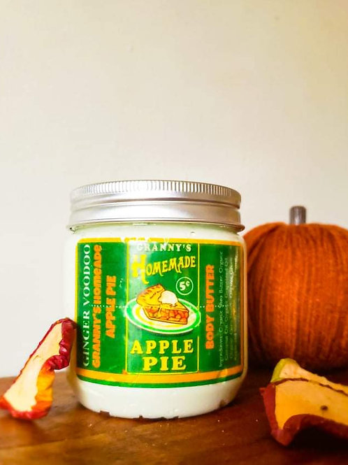"""Granny Smith Warm Apple Pie"" Body Butter"