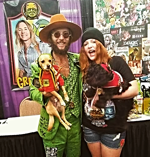 Spooky Empire Greg Cipes