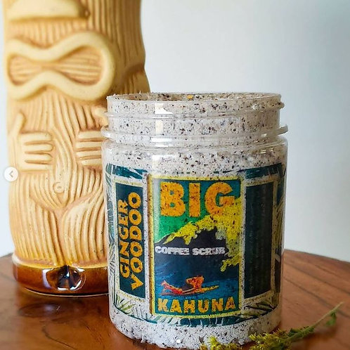 Coconut kahuna Whipped Coconut Coffee Scrub