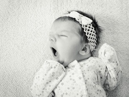 Is The Hot Weather Stopping Your Baby Sleeping?