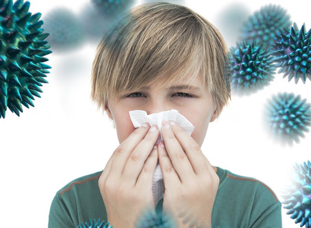 100% Natural Top tips for beating colds this winter