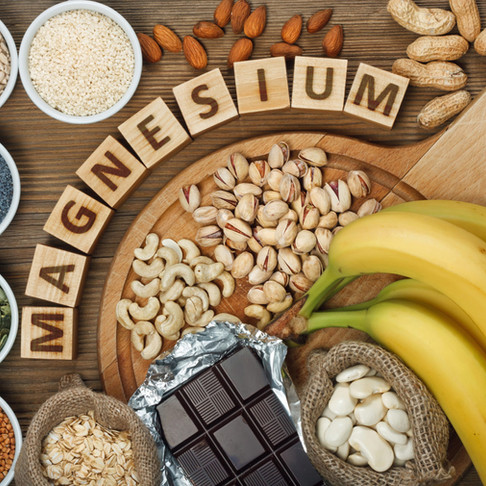 Magic Magnesium for Back Pain