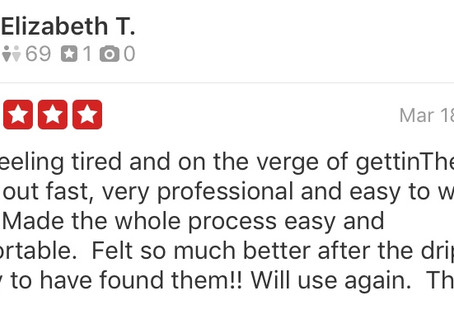Yelp Review March 18, 2018