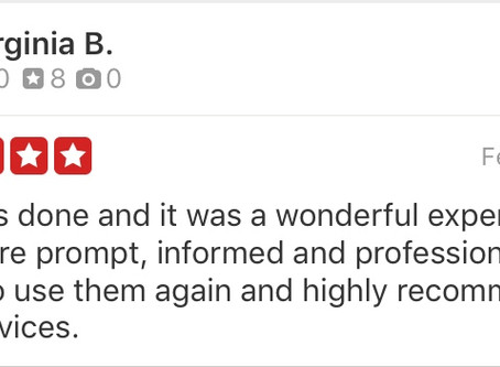 Yelp Review February 3, 2018