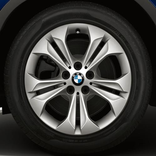 Комплект зимних оригинальных колес Double Spoke 564 F48/F49