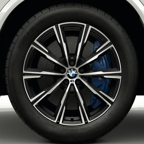 Комплект зимних оригинальных колес Star Spoke 740M Performance G06