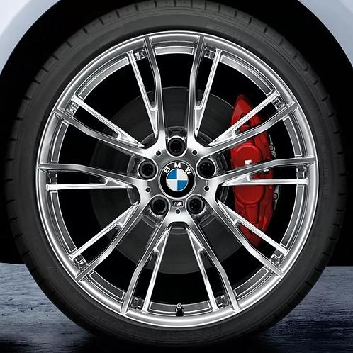 Комплект летних оригинальных колес Double Spoke 624M Performance F22/F23