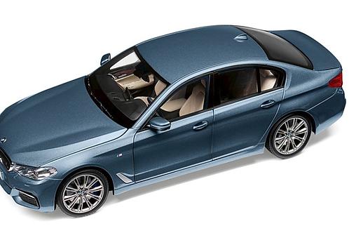 Оригинальная модель BMW 5 Серии 1:18
