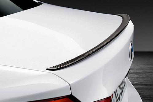 Карбоновый спойлер BMW G30 51192414142
