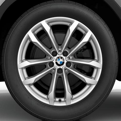 Комплект зимних оригинальных колес V-Spoke 691 G01