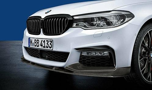 Карбоновый сплиттер BMW G30  51192414137