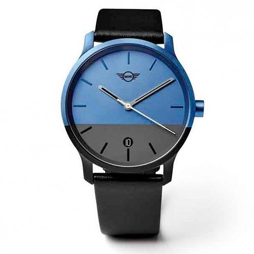 Часы MINI Color Block Blue