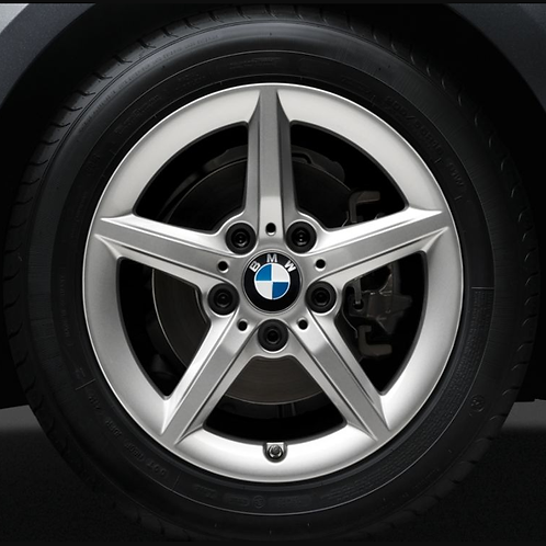 Комплект зимних оригинальных колес Star Spoke 654 F22/F23