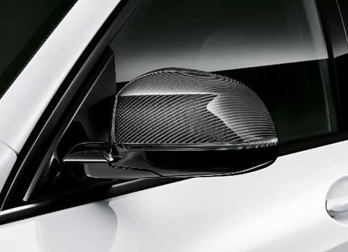 Карбоновые накладки на зеркала M Performance G07