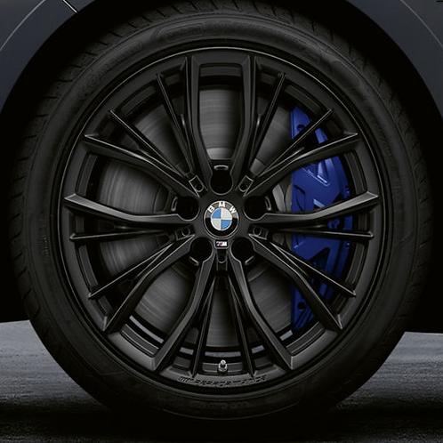 Комплект зимних оригинальных колес Double Spoke 786M G30/G31