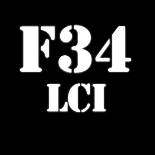 запчасти BMW (БМВ) в Санкт-Петербурге Тормозные Диски  3 Серии F34 LCI