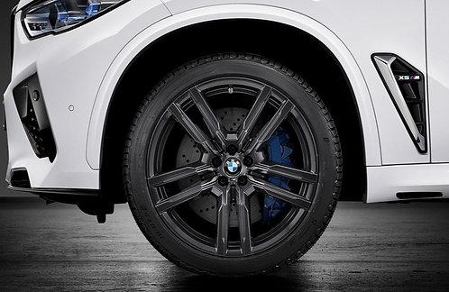 Комплект зимних оригинальных колес Double Spoke 808 M  F85