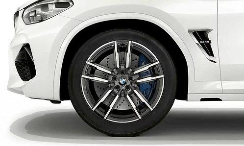 Комплект зимних оригинальных колес Double Spoke 764M  F97