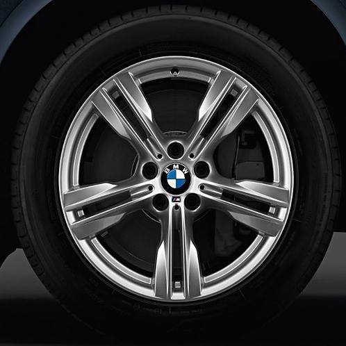 Комплект зимних оригинальных колес Double Spoke 467M F15
