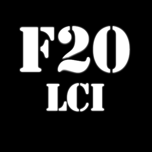 Щетки стеклоочистителя 1 Серии F20 LCI
