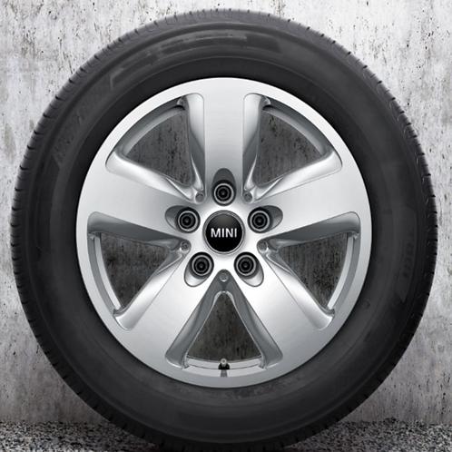 Комплект зимних оригинальных колес Revolite Spoke 517 F55/F56/F57