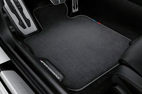 Комплект ножных ковриков M Performance G30