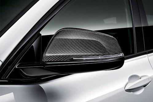 Карбоновые накладки на зеркала M Performance BMW F39