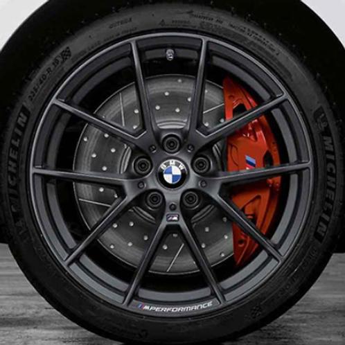 Комплект оригинальных колесных дисков Y-Spoke 898 M Performance G20