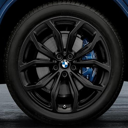Комплект зимних оригинальных колес Y-Spoke 695 G01