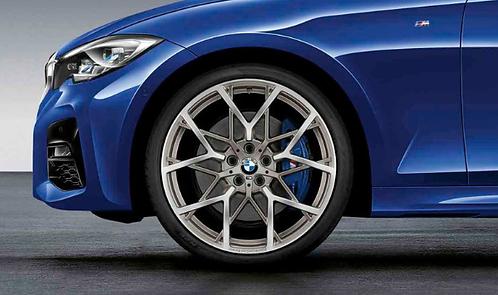 Комплект летних оригинальных колес Y-spoke 795M G20 36112459546