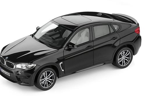 Оригинальная модель BMW X6 M 1:18