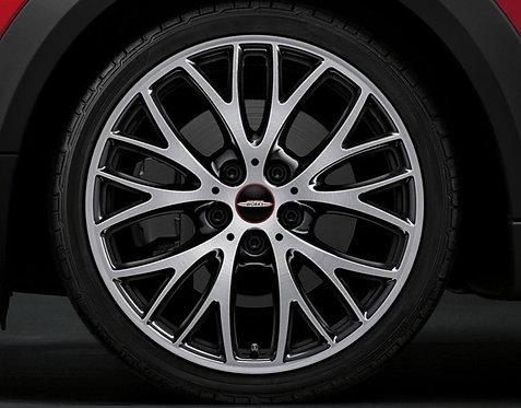 Комплект летних оригинальных колес CROSS SPOKE 506 F56