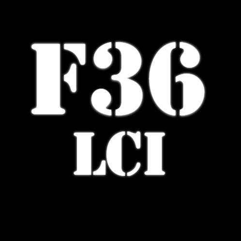 Щетки стеклоочистителя  4 Серии F36 LCI