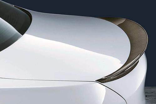Задний карбоновый спойлер BMW M Performance F10