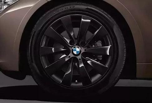 Комплект зимних оригинальных колес V-Spoke 413 BLACK F32/F33