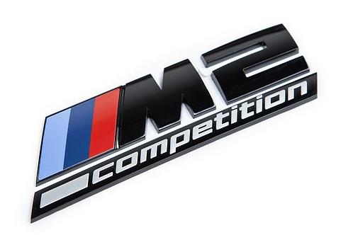 Эмблема BMW M2 Competition