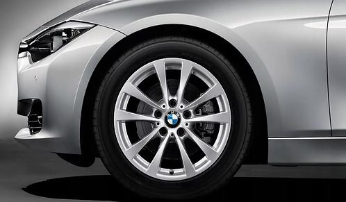 Комплект зимних оригинальных колес V-Spoke 390 F30/F31